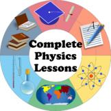 High School Physics - Work Energy Theorem