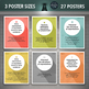 High School Posters - Common Core Algebra Math Standards Posters