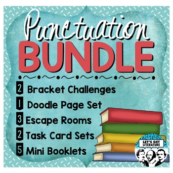 High School Punctuation Bundle