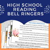High School Informational Reading Passages and Questions B