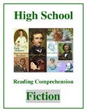 High School Reading Comprehension: Fiction - excerpt from