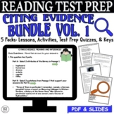 High School Reading Comprehension Passages and Questions Digital Test Prep