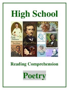 """High School Reading Comprehension: Poetry- """"Delight in Disorder"""" Robert Herrick"""