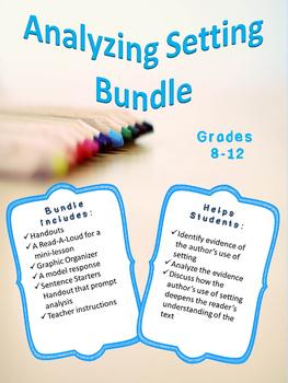 High School Skills: Analyzing Setting