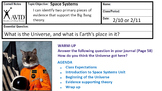 High School Space Systems Unit Slides