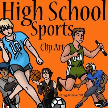 High School Teenager Sports