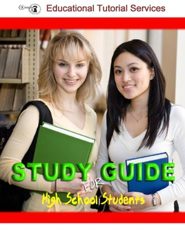High School Study Guide and Test Taking Tips
