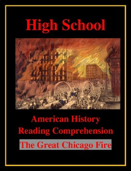 High School US History Reading - The Great Chicago Fire
