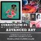 High School Visual Art Curriculum: 5 Art Curriculums for 5 Art Courses