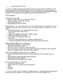 High School Writing Workshop PowerPoint/Keynote Plan (student activity)