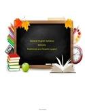 High School/Middle School Syllabus General
