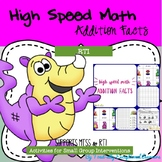 High Speed Basic Addition Facts