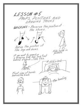 High Speed Cartooning for Teachers