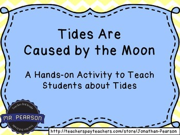 High Tide and Low Tide - A Craftivity to Teach Tides