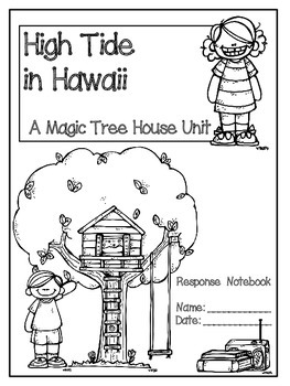 High Tide in Hawaii: A Magic Tree House Study (25 Pages)