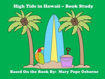 High Tide in Hawaii - Book Study