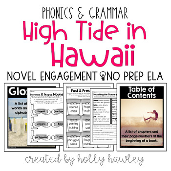 High Tide in Hawaii NO PREP (ELA)