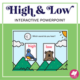 High and Low Identification - Interactive PowerPoint activity