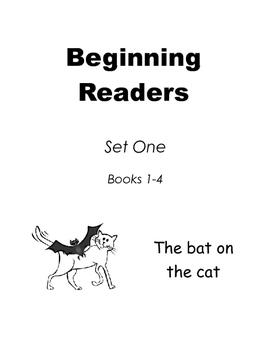 Beginning Reader Books Set One