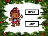 High or Low Christmas Trolls