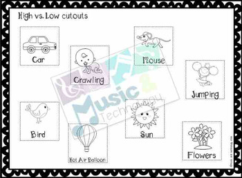 High vs. Low Centers Activity