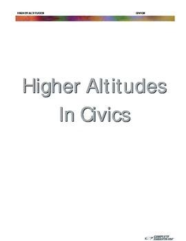 Higher Altitudes in Civics - Teacher's Edition