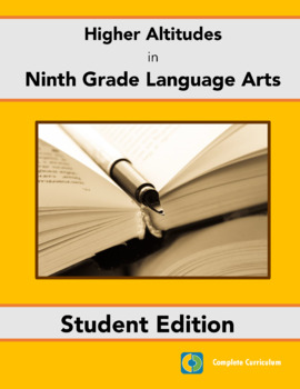 Higher Altitudes in Ninth Grade Language Arts - Student Edition
