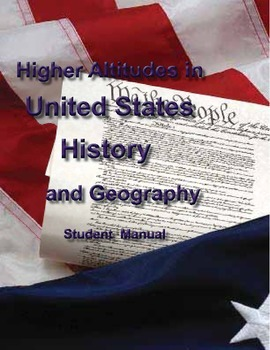 Higher Altitudes in United States History and Geography -