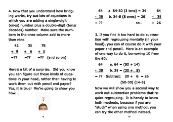 Higher Decade Addition and Subtraction - Easy to Learn Series