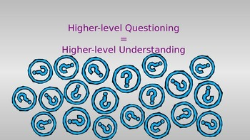 Higher-Level Questioning