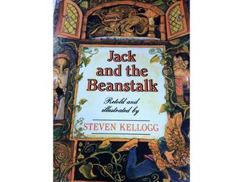 Higher-Level Questioning:  Jack and the Beanstalk