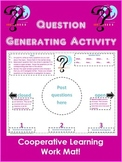 Higher Level Questioning:  Question Generating Activity
