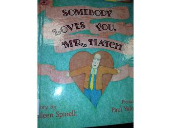Higher Level Questioning for Somebody Loves You, Mr. Hatch