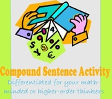 Higher-Order Compound Sentence Writing Activity and Learning Plan