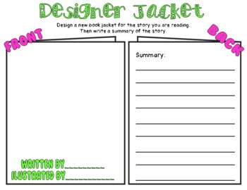 Higher Order Thinking (HOT) Reading Response First Grade Common Core