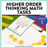 Higher Order Thinking Questions First Grade