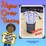 Higher Order Thinking Question Stems