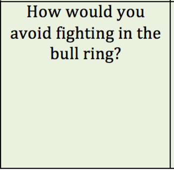 Higher Order Thinking Questions for Ferdinand