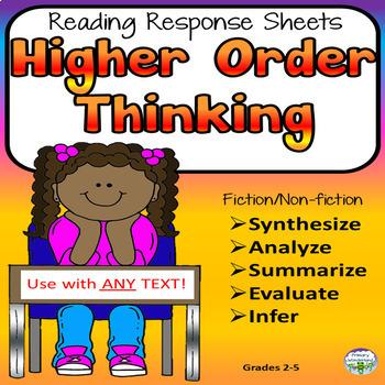 Higher order thinking homework