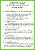Higher Order Thinking Skills - Creative Writing - Book 1