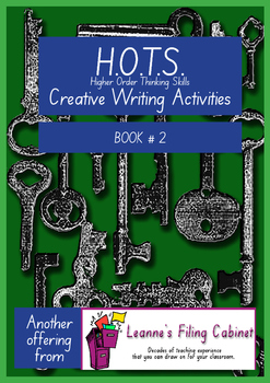 Higher Order Thinking Skills - Creative Writing - Book 2