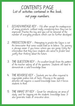 Higher Order Thinking Skills - Creative Writing - Book 4