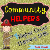 Community Helpers Activities | Higher Order Thinking Questions