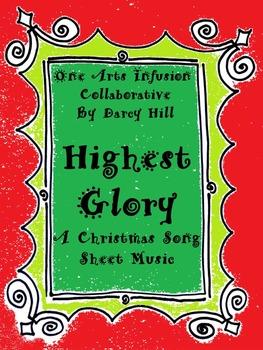 Highest Glory Sheet Music (A Christmas Song)