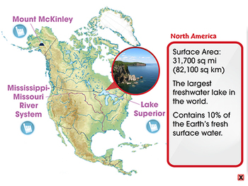 Highest Mountain, Longest River, Largest Lake - Explore - MAC Gr. 6-8
