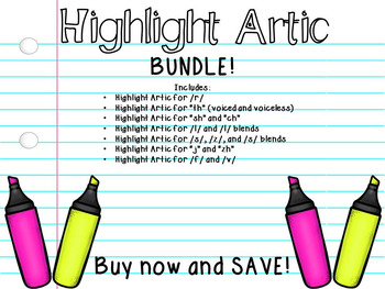 Highlight Artic Bundle!!