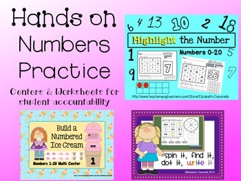 Highlight a Number - Find, Highlight, Color, and Write Num