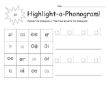 Highlight a Phonogram