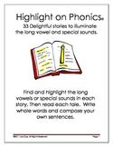 Highlight on Phonics