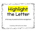 Highlight the Letter
